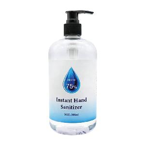 500ml Pump Hand Sanitizer